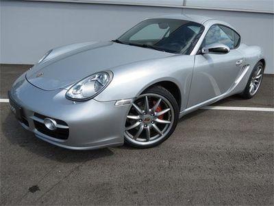gebraucht Porsche Cayman S 3,4 Navi Xenon Leder Top Zustand