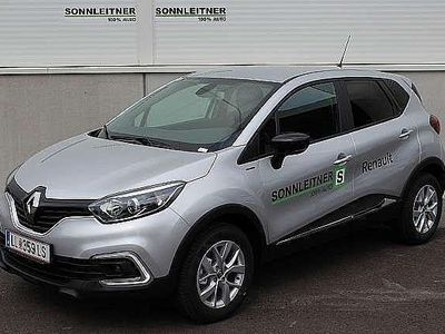 gebraucht Renault Captur Limited TCe 90