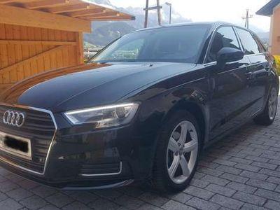 gebraucht Audi A3 Sportback 1,6 TDI S-tronic sport