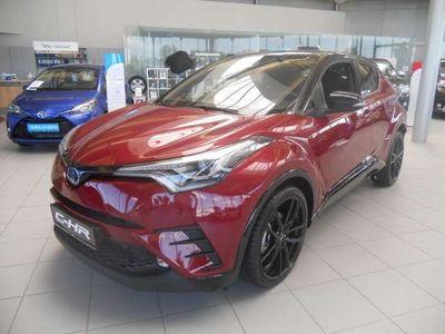 gebraucht Toyota C-HR 1,8 HSD C-LUB '18
