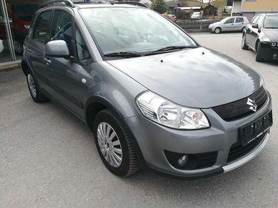 gebraucht Suzuki SX4 1,9 GL DDiS special++ 4WD*ohne TÜV* SUV / Geländewagen