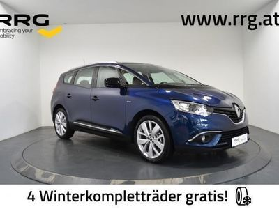 gebraucht Renault Grand Scénic Limited TCe 115