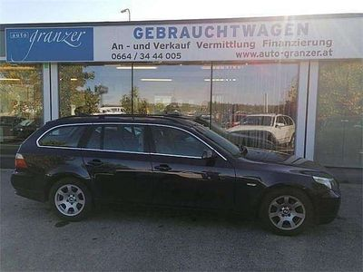 gebraucht BMW 525 5er Limousine5er (E61), 177 PS, 5 Türen, Schaltgetriebe