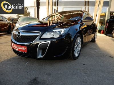gebraucht Opel Insignia Kombi 2,8 V6 Turbo OPC Allrad Aut. 325 PS