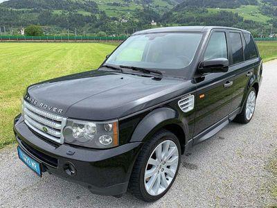 used Land Rover Range Rover Sport 2,7 TdV6 HSE