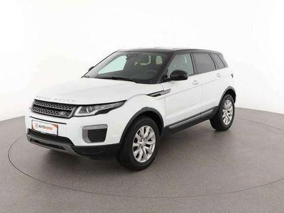 gebraucht Land Rover Range Rover evoque Pure 2,0 eD4