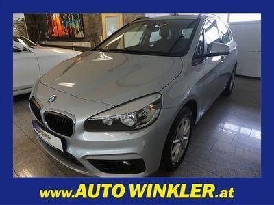 gebraucht BMW 218 Active Tourer 2er-Reihe d xDrive Navi/Kamera Limousine,