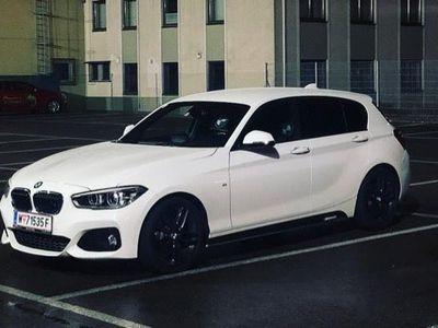 used BMW 118 1er-Reihe Diesel (F20) M Sport Aut.