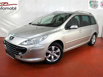gebraucht Peugeot 307 SW Active 1,6 HDi 110 (FAP)