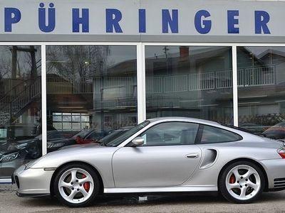 gebraucht Porsche 911 Turbo Tiptronic *Großer Service neu* Sportwagen / Coupé,