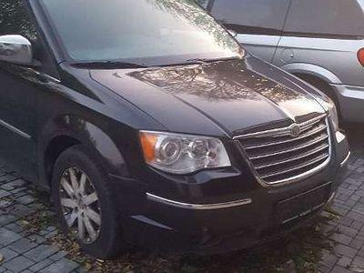 gebraucht Chrysler Voyager RT/ Grand Voyager/ C5DF9/LD Kombi / Family Van