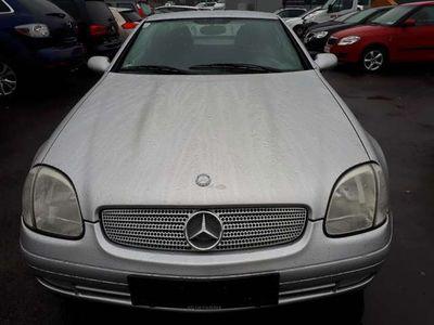 gebraucht Mercedes SLK200 Aut.