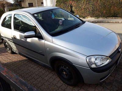 gebraucht Opel Corsa Klein-/ Kompaktwagen,