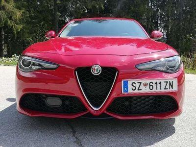 gebraucht Alfa Romeo Giulia Veloce 2,2 210 AT AWD
