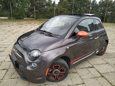 gebraucht Fiat 500e (*Panorama-Dach*Leder*Sitzheizung*Touchscreen*) Klein-/ Kompaktwagen