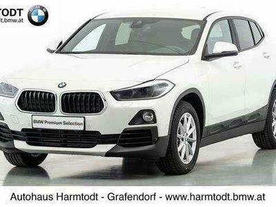 gebraucht BMW X2 sDrive18i Advantage Aut. SUV / Geländewagen