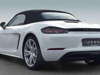 used Porsche 718 BoxsterCabrio / Roadster,