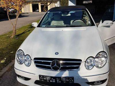 gebraucht Mercedes CLK500 CLK-KlasseV8 5.0 24V Cabrio / Roadster
