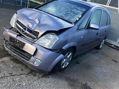 gebraucht Opel Meriva 1,7 Style CDTI * Abholung in Klagenfurt * Kombi / Family Van,