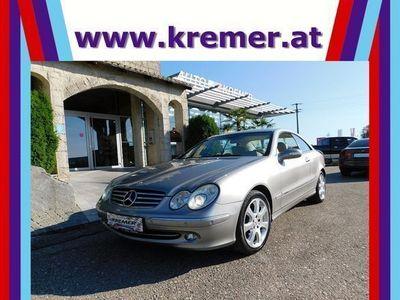 gebraucht Mercedes CLK500 CLK-KlasseAvantgarde Aut. Sportwagen / Coupé,