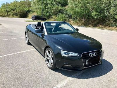 gebraucht Audi A5 Cabriolet 3,0 TDI DPF Multitronic Sline