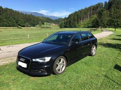 gebraucht Audi A6 Avant 3,0 TDI quattro clean diesel Daylight S-tro