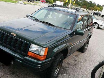gebraucht Jeep Grand Cherokee 2,5 TDI, 4x4 Limited SUV / Geländewagen
