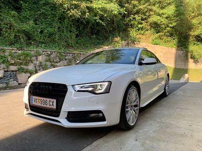 gebraucht Audi A5 Coupé 2,0 TDI quattro Sport DPF
