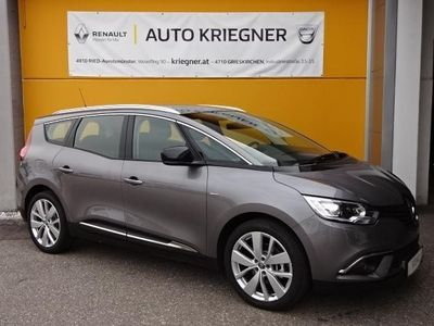 gebraucht Renault Grand Scénic Limited TCe 140 PS PF