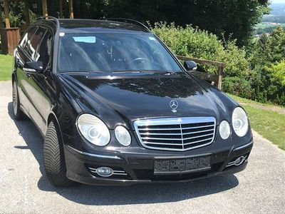 gebraucht Mercedes E320 CDI 4Matic Kombi / Family Van
