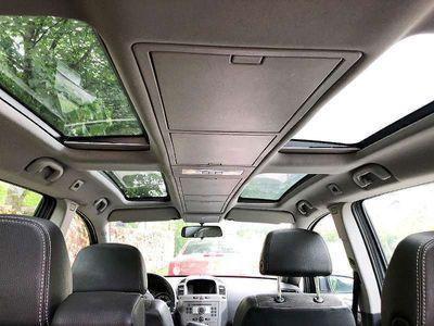 gebraucht Opel Zafira Cosmo Panoramadach Kombi / Family Van