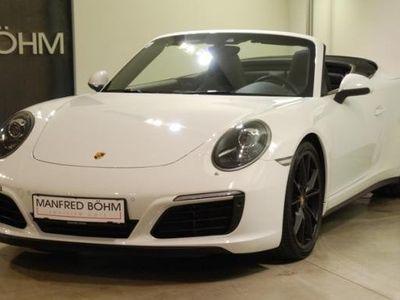 brugt Porsche 911 Carrera 4 Cabriolet II PDK Modell 991