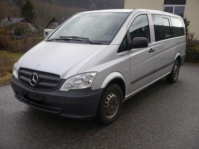 gebraucht Mercedes Vito 116 CDI BlueEfficiency Shuttle kompakt