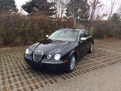 usata Jaguar S-Type 4,2 V8 Executive Aut.