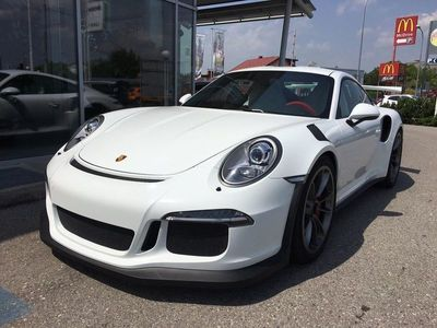gebraucht Porsche 911 GT3 RS (991)