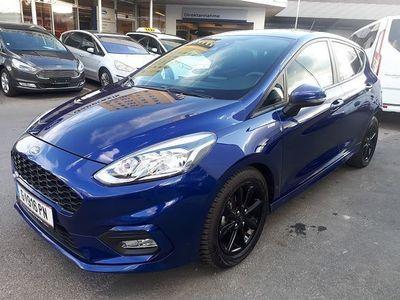 gebraucht Ford Fiesta ST-Line 1,0 EcoBoost Start/Stop Aut. Limousine,