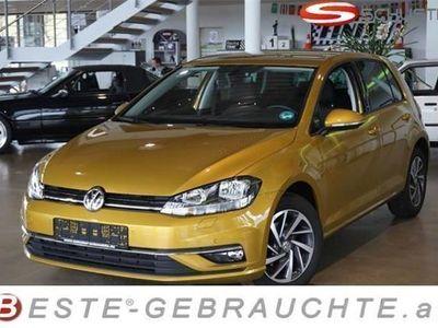 gebraucht VW Golf VII TSI 1.0 BMT Sound Navi Licht&Sicht
