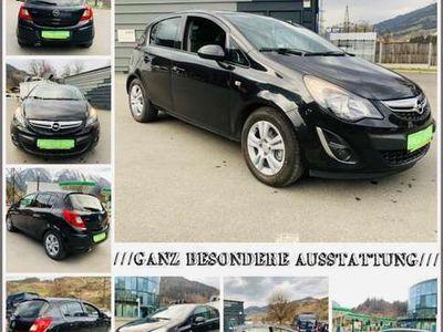 gebraucht Opel Corsa 1,4 Edition Start/Stop System Pickerl bis 06/2022