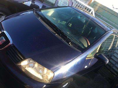 gebraucht Seat Alhambra Signo 1,9 TDI PD Tiptronic Kombi / Family Van,
