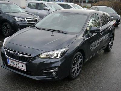 gebraucht Subaru Impreza 1.6i-S CVT Style Navi AWD Aut. Style Navi