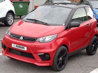 gebraucht Aixam City Sport mit ABS Bremsanlage