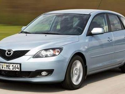 used Mazda 3 /SP/CD110/TE Limousine,