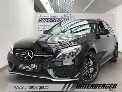 used Mercedes C43 AMG AMG T 4MATIC Aut., AHK, AMG Sport-Abgasanlage
