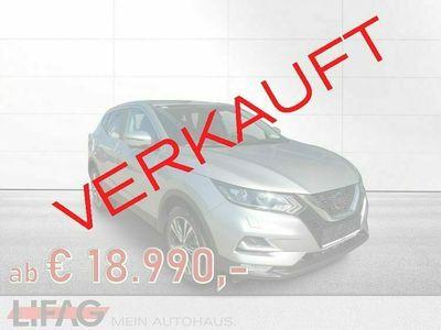 gebraucht Nissan Qashqai 1,5 dCi N-Conn *-32% Preisvorteil* SUV / Geländewagen