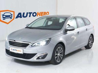 gebraucht Peugeot 308 1.6 Blue-HDi Allure