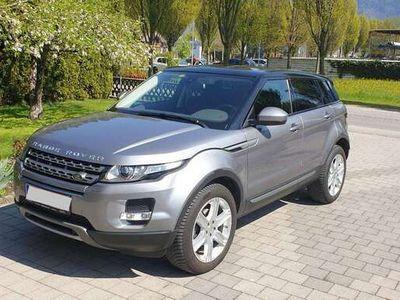 gebraucht Land Rover Range Rover evoque Evoque Pure Tech 2,2 TD4 MJ 2015