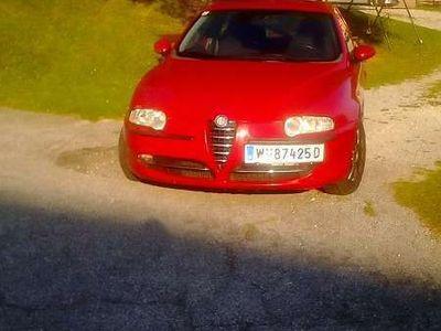 used Alfa Romeo 147 1.6 Twin Spark Progression Klein-/ Kompaktwagen,