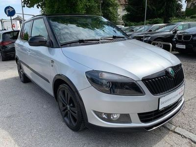 gebraucht Skoda Fabia Monte Carlo Edition 1,2 TSI Limousine,