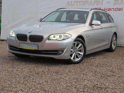 gebraucht BMW 520 5er-Reihe d Touring**XENON**NAVI**EINPARKHILFE** Kombi / Family Van