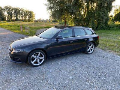 gebraucht Audi A4 Avant 3,0 TDI DPF quattro exclusive Ausstattung